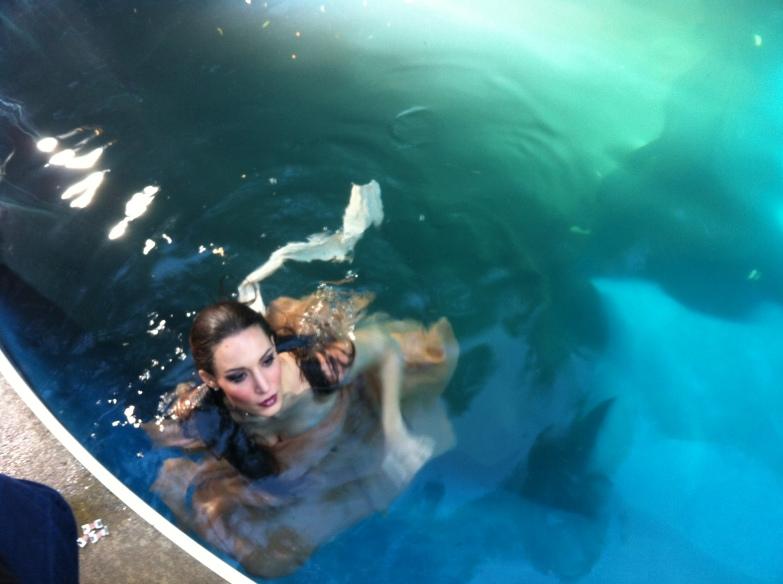 Tora ready to drown